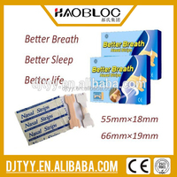 Best selling products in Europe Physical Therapy To Open Nose Nasal Strips for Keep Better Breath