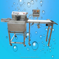 Hot sale S/S Chocolate Dipping/ Coating /Enrobing Machine (ZQ-YMTC15)