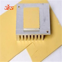 High Conductivity Interface Gap Thermal Pad Flame Retardant For Heat Spreader