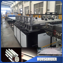 pvc sheet foam production line/pvc foam board extruding machine/pvc foam board making machine