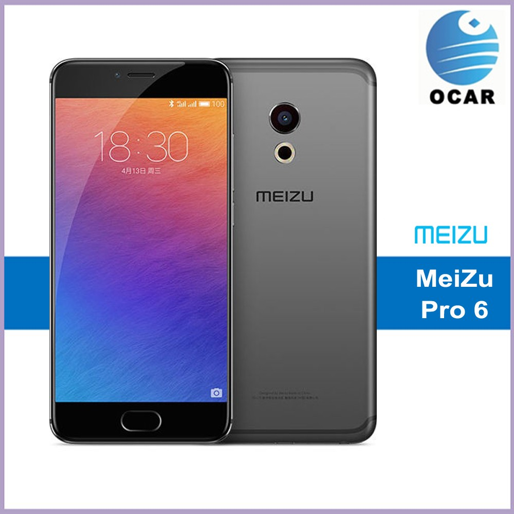Meizu pro 6 deca core dual sim 4g hot sale cute mobile phone