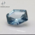 blue spinel gemstones hexagon shape gemstone