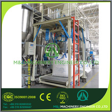 cement and sand mixing and packing machine