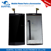 LCD and touch screen with attracted price for logic x5.5