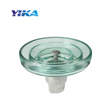 Wenzhou Yika IEC Insulator Glass Disc Toughened Glass Insulator U70BS