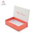Custom Coated Paper Packing Box for Cosmetic with Logo