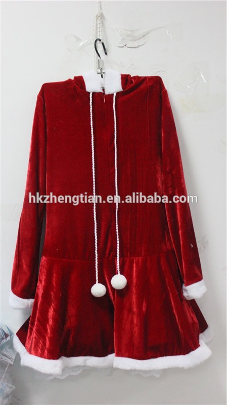 Fancy dress hen party instyles2014 New Styles Hot Sale Christmas costume Christmas Suit Wear Carnival Suit