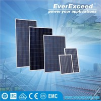 Everexceed polycrystalline solar panel solar cell price