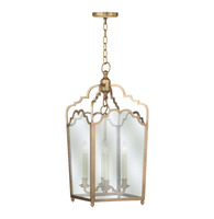 New Design Brass Glass Vintage Cage Pendant Light Decorative Lighting