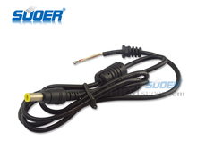Suoer High Quality 6.0 Pin Audio DC Power Cable Electric Power Cord