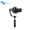 FeiyuTech black gimbal A2000 with IOS/Android Setting APP, Bluetooth for DSLR CAMERAS Canon/Nikon/ Pentax/ Son y/ Mamiya