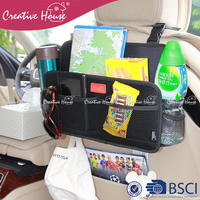 2016 High Quality Auto Car Back Seat Organizer Holder Multi-Pocket Travel Storage Hanging Bag