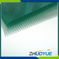 unbreakable The higher transmittance polycarbonate uv400 protection