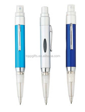 Promotional Aluminium Cheap Perfume ball pen