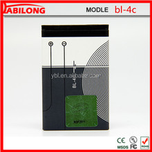 bl-4c genuine battery for nokia Cellular 3500 Classic 6066 6088 6100 6101 6102i 6103