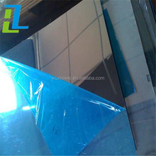 1220 x 2440 mm/ 1220 x 1830 mm 3mm thick acrylic PMMA silver mirror sheet