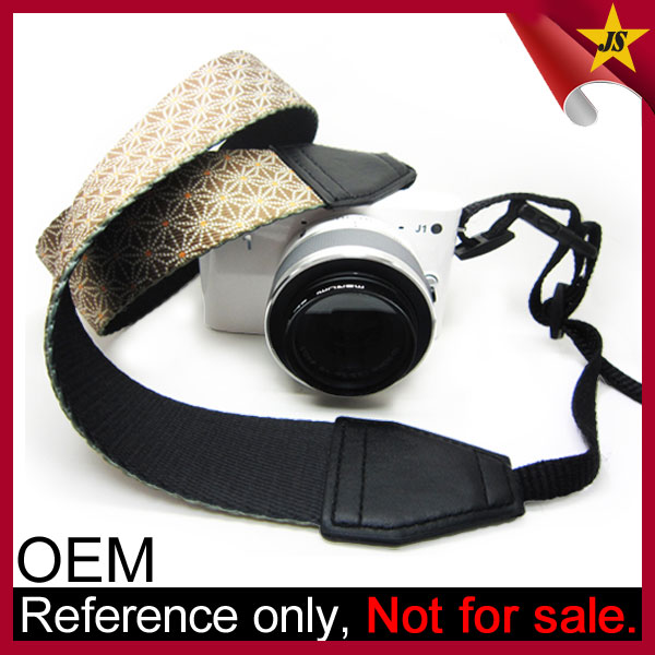 China Manufacturer Comfortable Polyester Camera Hand Strap