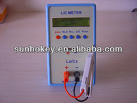 New L/C Inductance Capacitance Multimeter Meter LC200A Tool