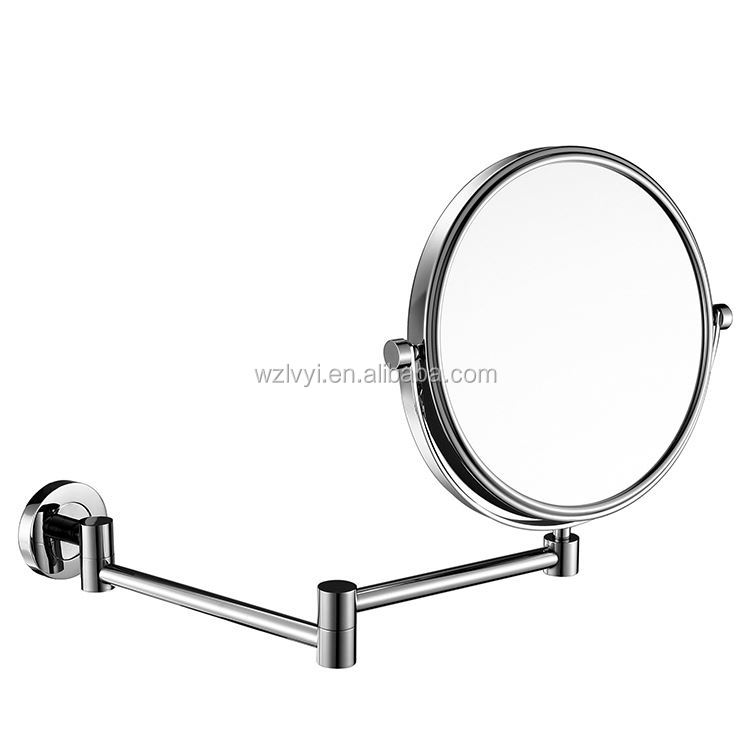 New product long lasting wall mount cosmetic mirror 2016