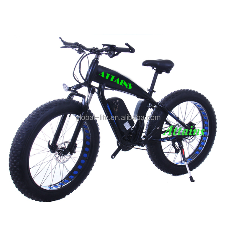 Fat tire adult electric dirt bike/bicycle wholesale OEM