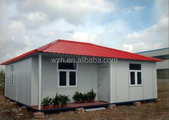 prefabricated houses / mobile house / comfortable home with 3 or 2 bedrooms