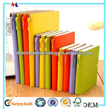 candy color notebook tying rope wholesales/factory