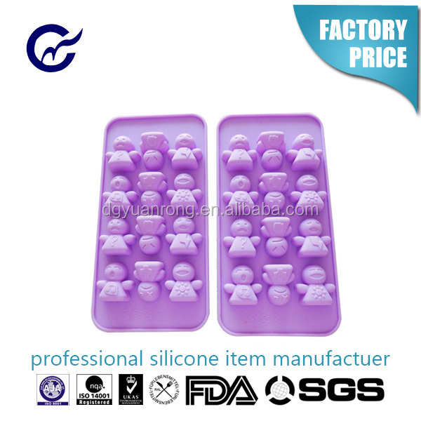 Hot factory price cool ice cube tray big 4cubes ice tray