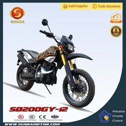 200CC Dirt Bike For Sale Cheap Best Pit Bike Factory Upbeat SD200GY-12