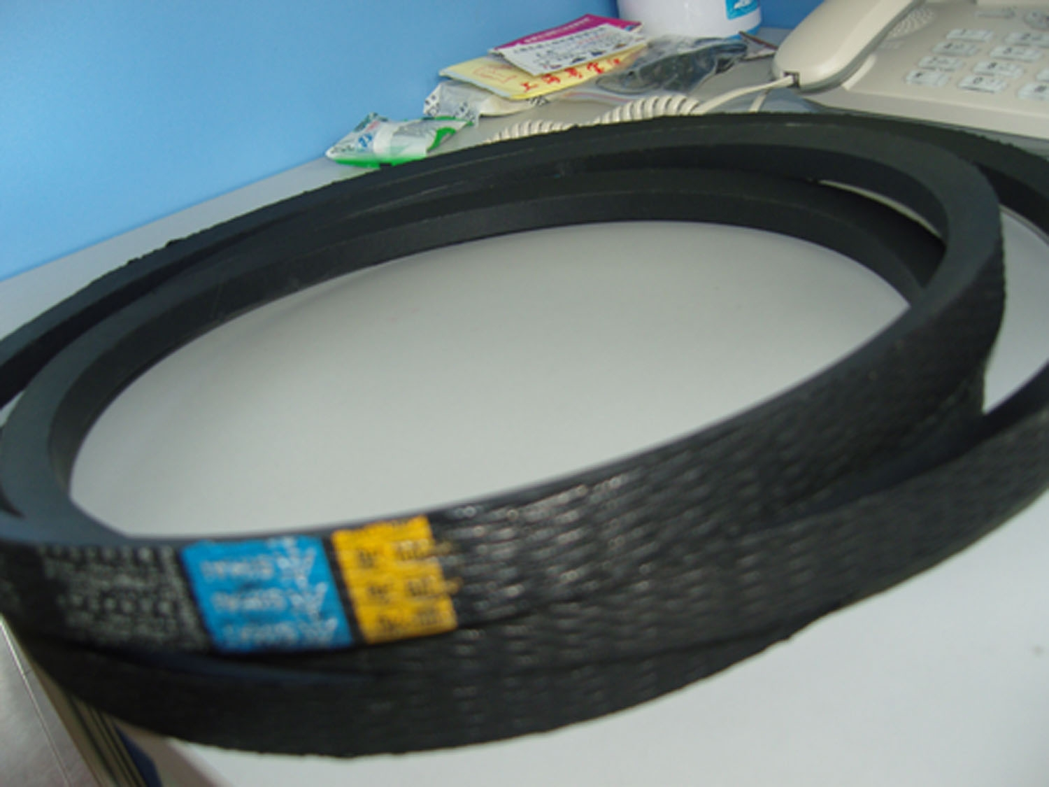 optic v belt