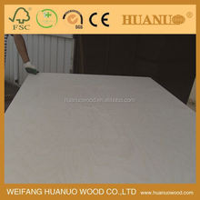 Carb /FSC poplar plywood good quality for furniture/packing