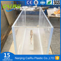 Hot sale high quality acrylic fish tank for fish farm