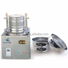 electric lab analysis standard test sieve shaker