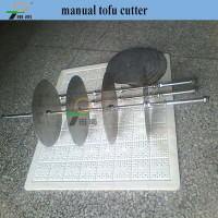 manual tofu cutting machine/tofu machine/tofu cutter
