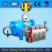 diesel high pressure water pump