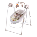 modern vibrating infant baby bouncers and swings wtih canopy and Toys(Model TY012K)