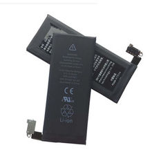 0 cycle brand new li-polymer battery for iphone 4G big capacity