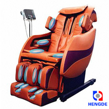 2016 Best 3D L shape and Slide Zero Gravity full body massage chair 3D