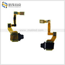 Hot sale charger charging dock port mic head phone jack flex ribbon cable for sony z5