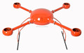 2017 High Quality 1200mm Uav Drone Frame For Crop Sprayer