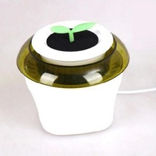 pot shape fresheners China supplier Portable cleaners for car air freshener green world