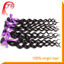 Cheap Indian remy hair extension human hair weaving for black women Indian loose curl