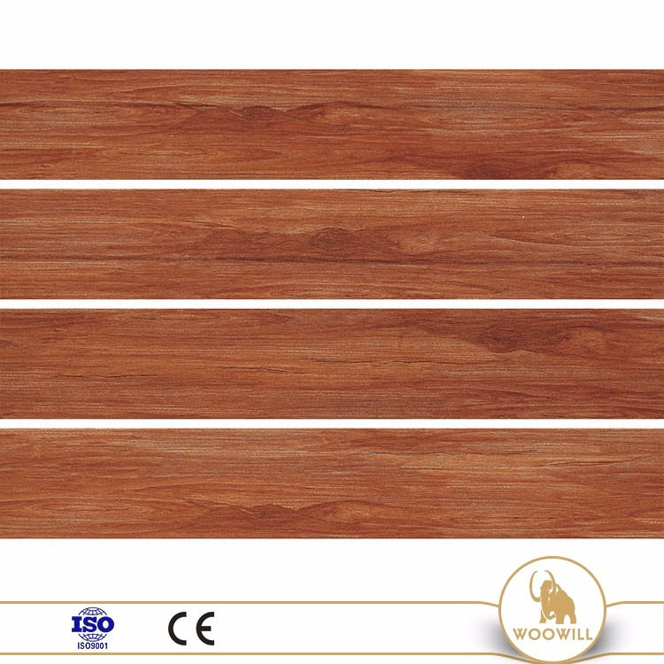 Rustic Decoration Rectangle Porcelain Wood Frame For Tile Factory