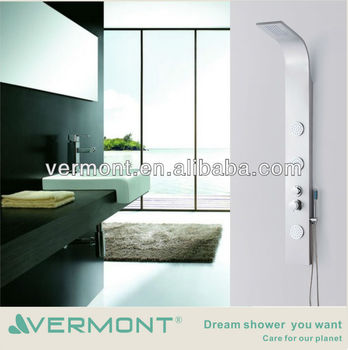 hangzhou shower panel wall mounted