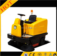 parking lot sweeper for sale with CE ISO901 certificate Shanghai factory FLOOR SCRUBBER
