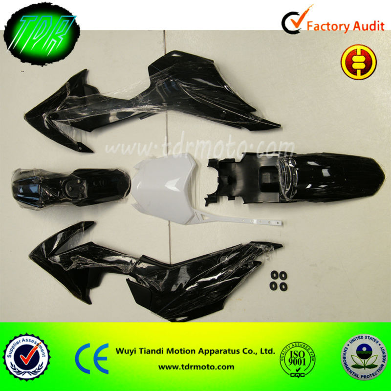 CRF110 dirt bike pit bike motorcycle plastics cover fairings kits for sale