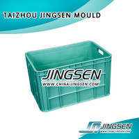 plastic storage box mould maker/container mold