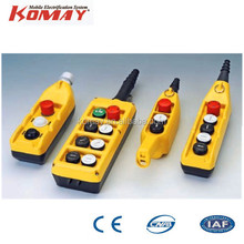 KOMAY High Quality Remote Pendent Control for Crane