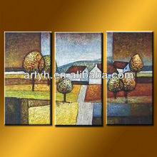 Newest Handmade Famous Landscape Paintings Art On Canvas