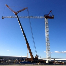 Alibaba used tower crane Manufacturers and suppliers