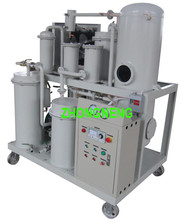 Used Engine Oil Recycling Machine, Waste Oil Filter System for Lubricants Oil